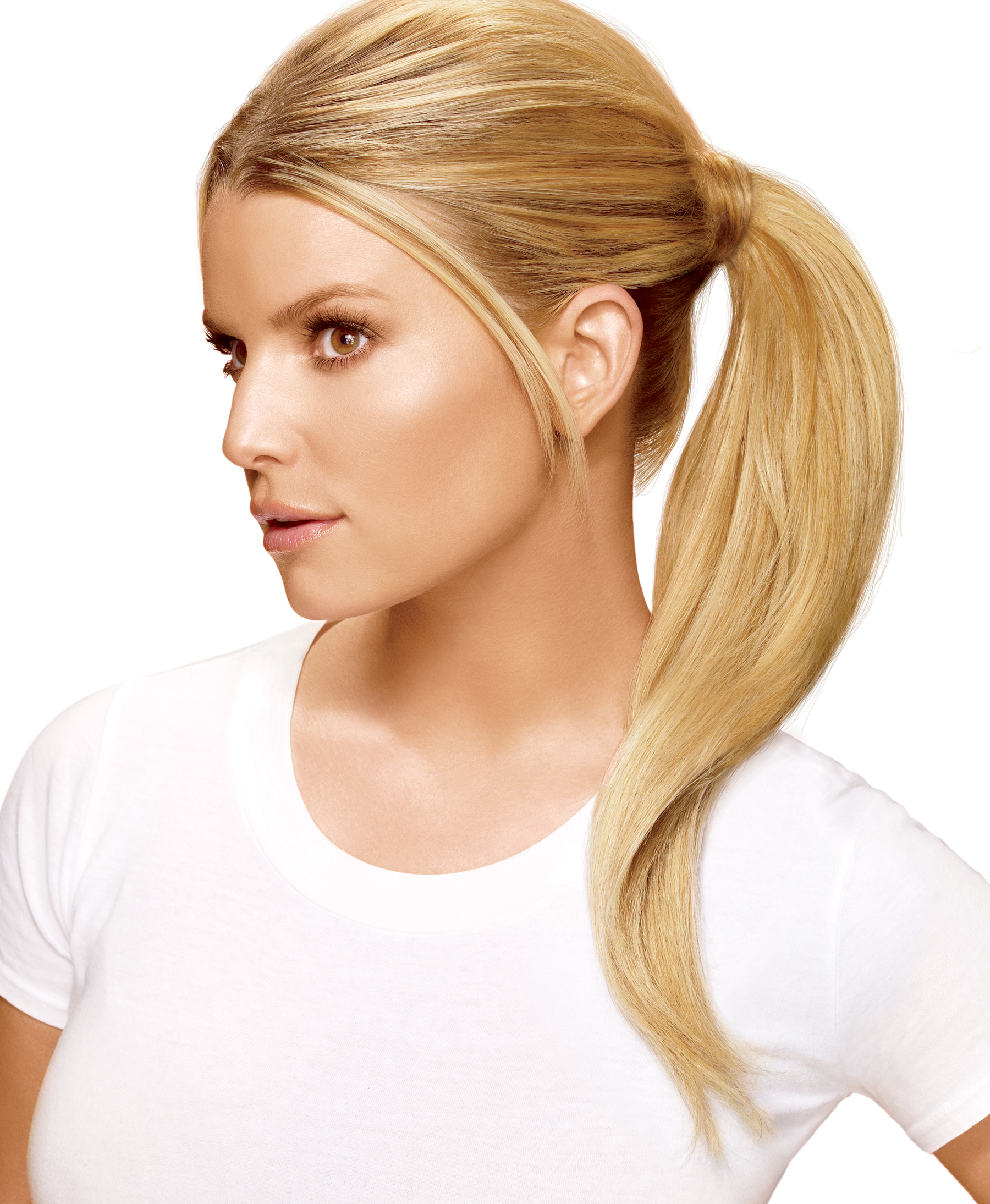 Hair Extensions Ponytail Jessica Simpson 29
